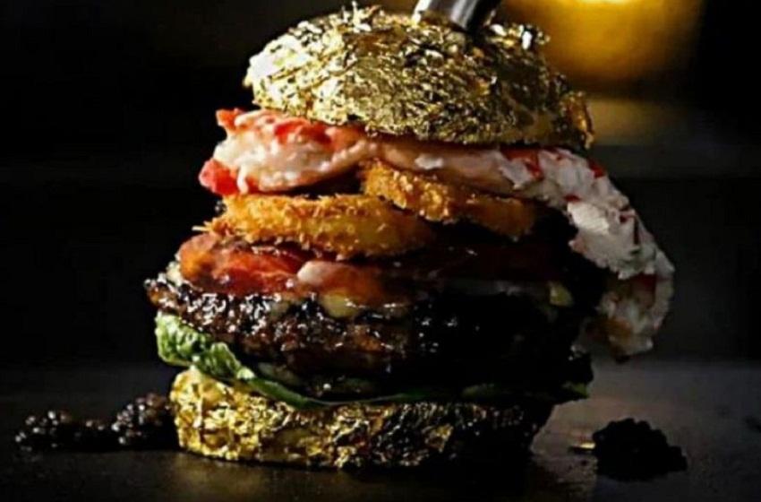 The Golden Boy Burger Termahal di Dunia, Rp 85 Juta