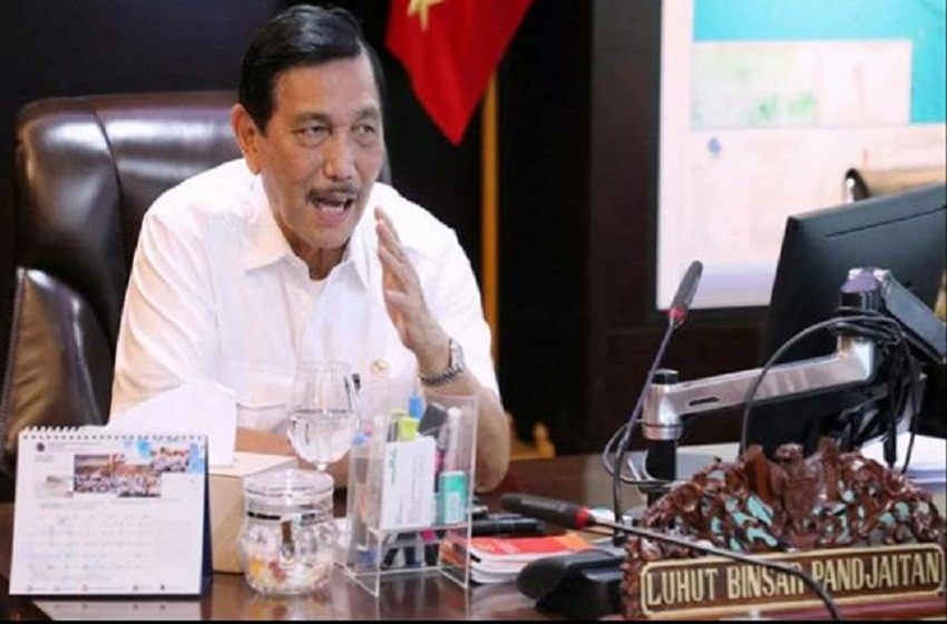 Luhut: Mulai 6 Juli WNA Ke Indonesia Wajib Tunjukkan Bukti Vaksin