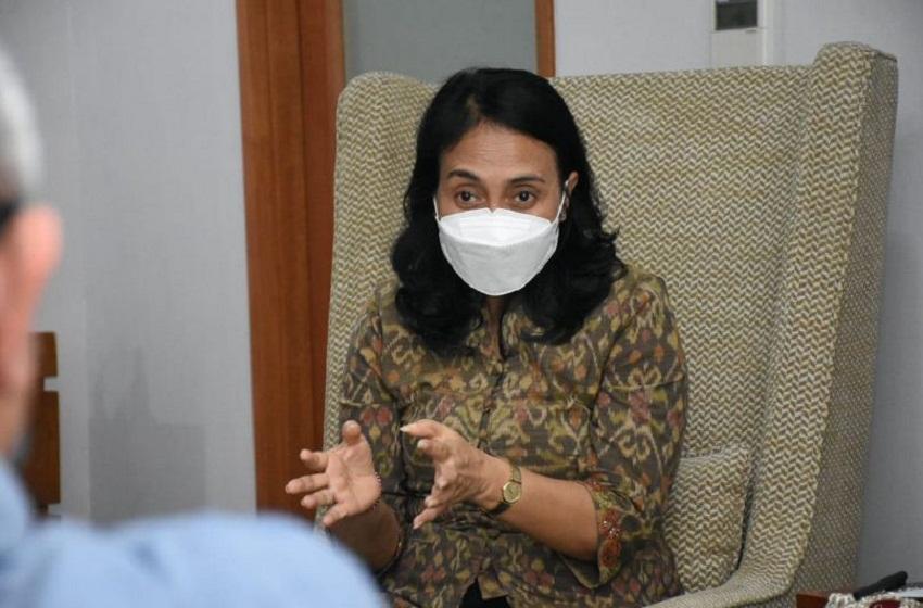 Menteri Bintang Ajak Keluarga Perketat Prokes Saat PPKM Darurat