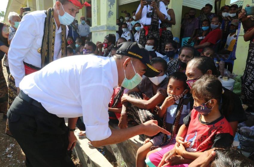 Menuju Indonesia Emas 2045, Pembangunan SDM Fokus Pada Generasi Usia Dini