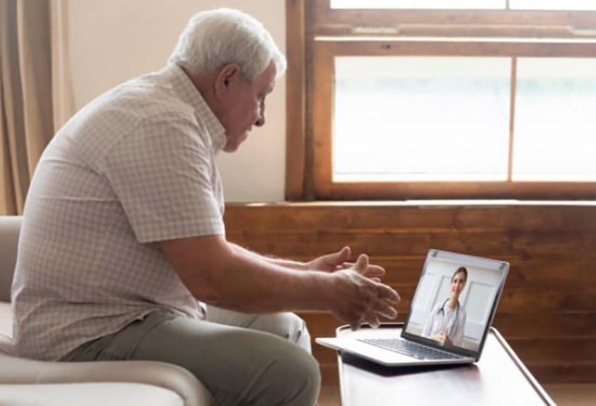 Ini Alur Layanan Telemedisin bagi Pasien Isolasi Mandiri