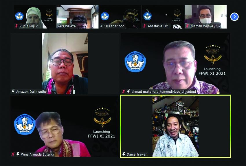 Festival Film Wartawan Indonesia (FFWI) XI Diluncurkan