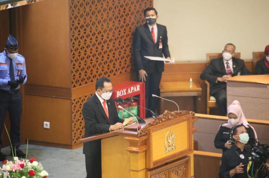 RUU Perubahan tentang Otsus Papua Disahkan Jadi UU, Mendagri: Untuk Kesejahteraan Masyarakat Papua