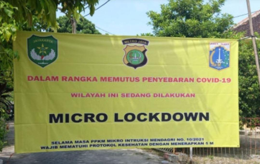 Antisipasi Lonjakan Kasus Covid-19 di Luar Jawa-Bali, Pemerintah Perketat PPKM Mikro