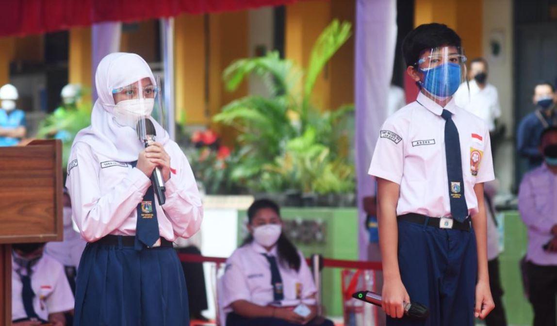 """Dialog Presiden Jokowi dan Siswa: """"Kami Sangat Rindu Belajar di Sekolah, Pak"""""""