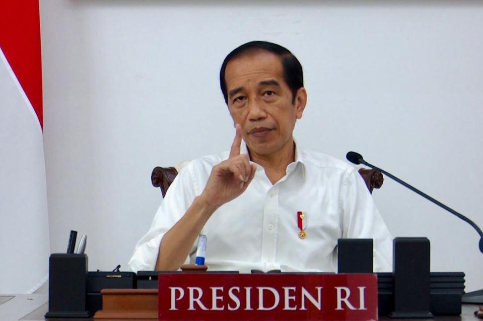 Presiden: Meski Terjadi Tren Perbaikan, Masyarakat harus Berhati-hati  dan Taat Prokes