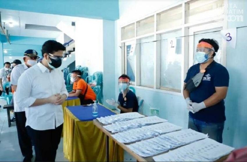 Wagub Emil Pastikan Penyaluran BST Tidak Menyertakan Syarat Bukti Vaksinasi