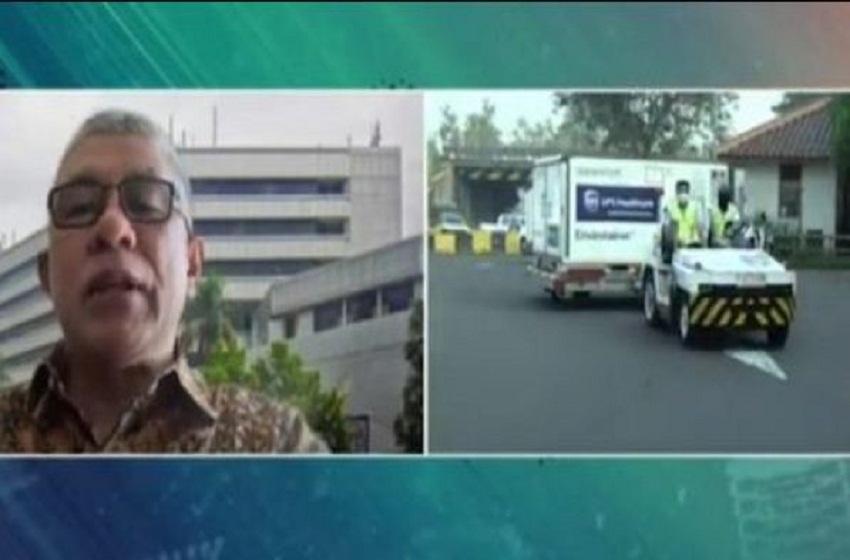 Sebanyak 1 Juta Vaksin AstraZeneca Tiba di Indonesia