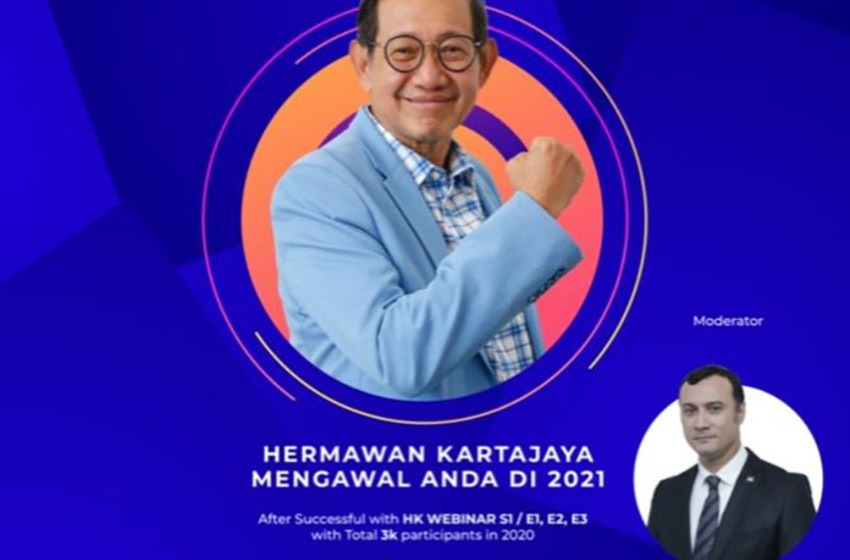 Hermawan Kartajaya: Webinar Series Run21Run Unifying The Corporation