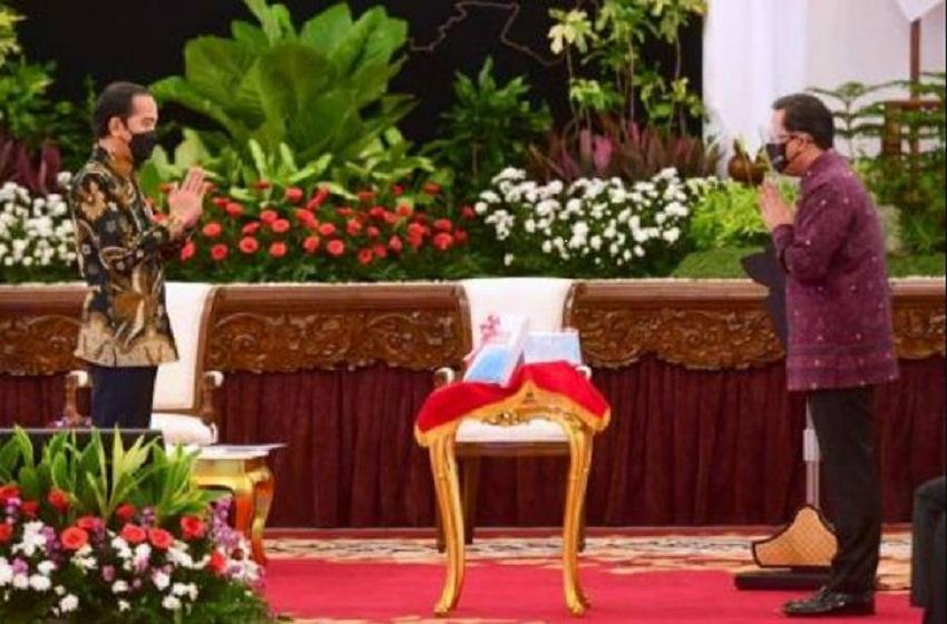 Presiden Apresiasi Terobosan BPK Amankan Uang Negara