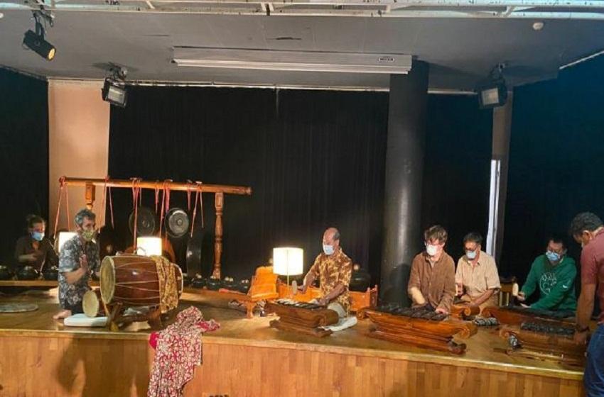 Gamelan Jawa Tampil di Festival Kebudayaan 'Hyperfestival' Paris