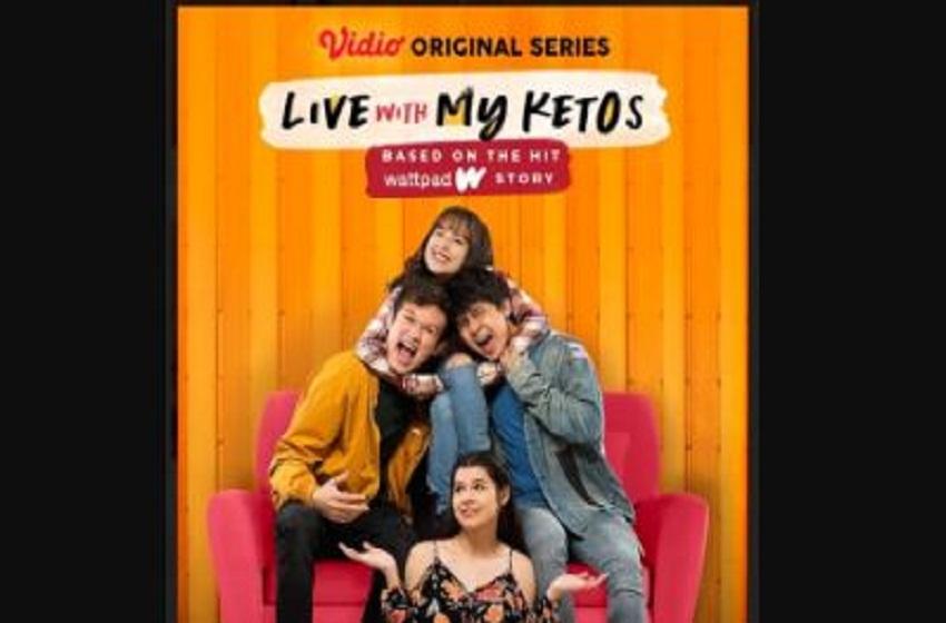 'Life With My Ketos' – Cinta, Kompetisi dan Makanan