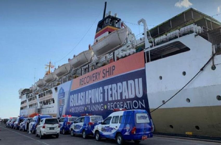 Kemenhub dan PELNI Sepakat Siapkan Empat Kapal untuk Isolasi Apung