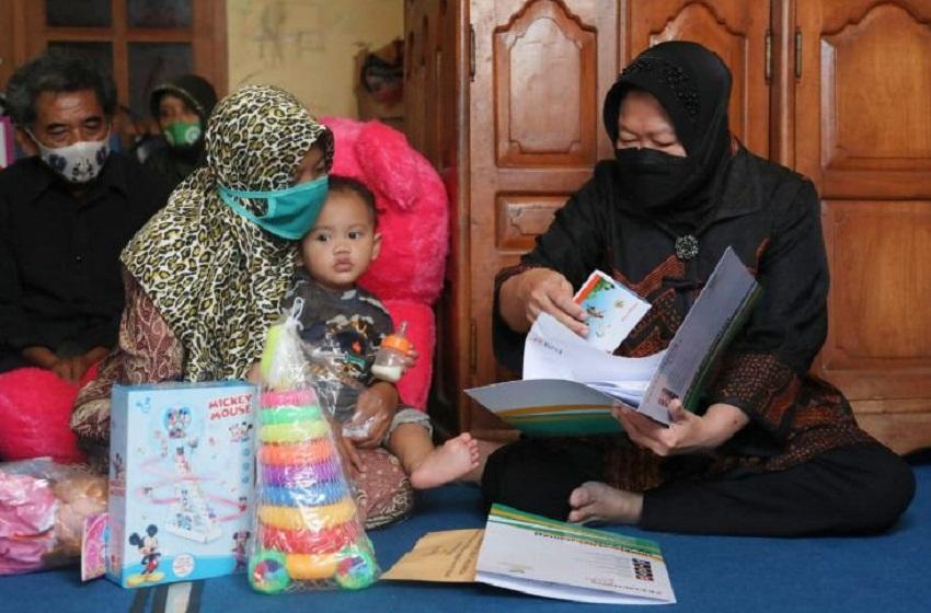 Kemensos Berikan Perlindungan kepada 4 Jutaan Anak Yatim-Piatu