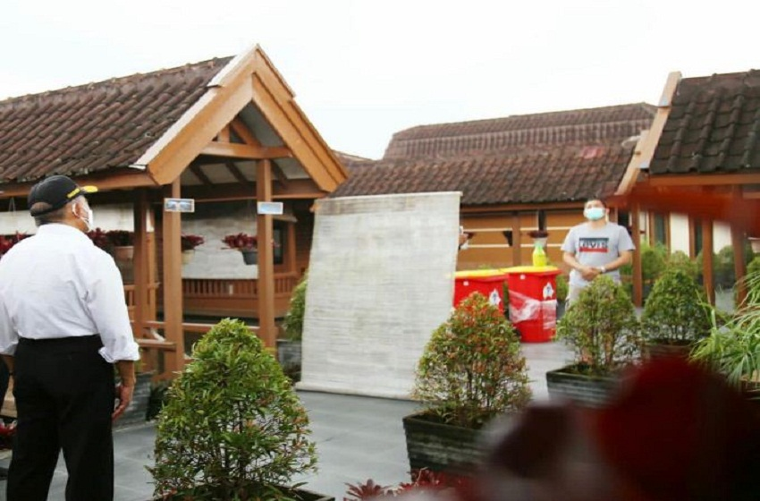 Menko PMK Apresiasi Keberadaan Cottage Isolasi Terpusat Pemkab Sukabumi