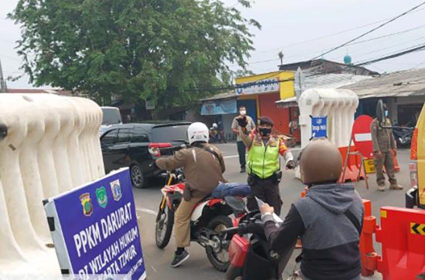 Kasus Covid Semakin Turun, Hari Ini Tambah 20.709 Kasus, Jakarta hanya 727