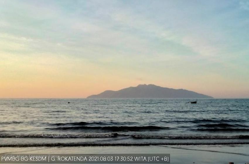 Katastrofe Letusan Eksplosif Gunung Rokatenda 93 Tahun Lalu