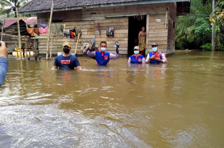 Bupati Kotawaringin Tetapkan Status Tanggap Darurat Bencana Banjir di Wilayahnya