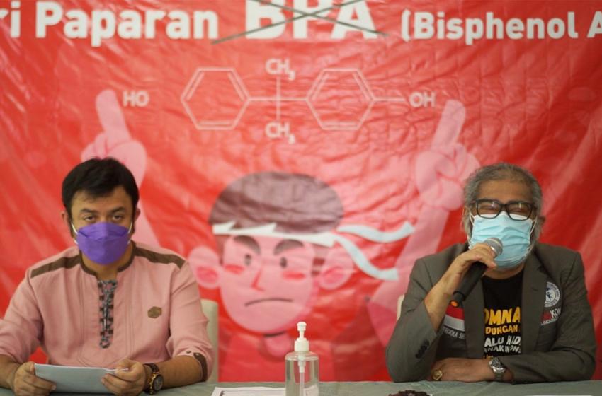 Bayi dan Anak-anak Indonesia Harus Merdeka dari Paparan BPA