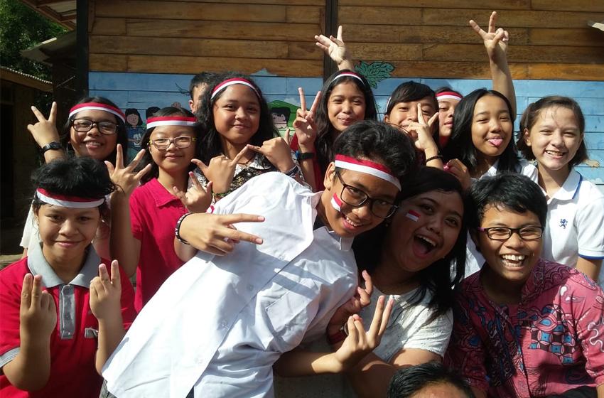 Kebhinekaan di Sekolah Mangunan, Sebuah Potret Kearifan Lokal