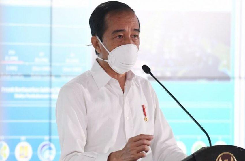 Presiden: Pandemi tak Boleh Hentikan Reformasi Struktural