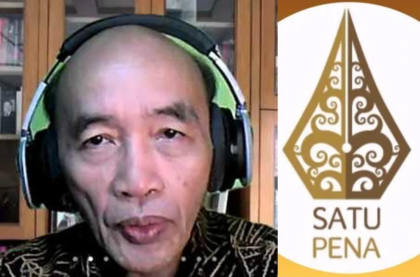Bambang Harymurti Ketua Tim Rekonsiliasi Organisasi Penulis Satupena