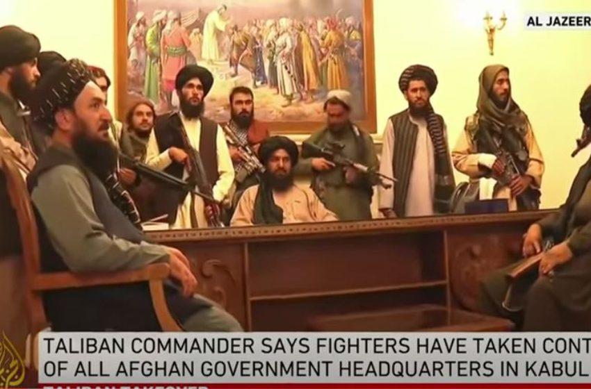 """Belajar dari Afganistan """"Baru"""""""
