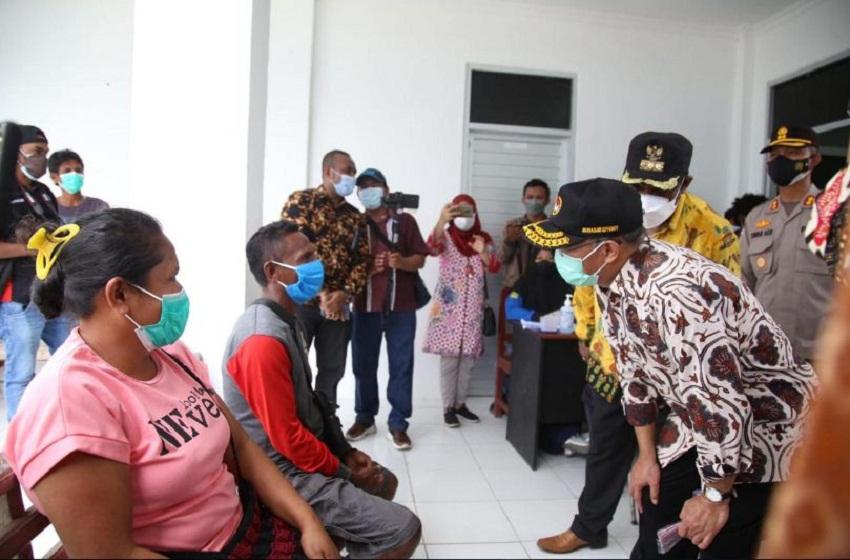 Perbaikan Sanitasi Upaya Atasi Berbagai Penyakit di Papua