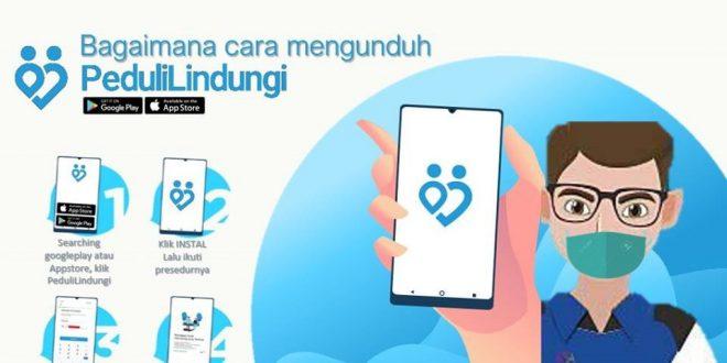 Aplikasi PeduliLindungi Berpeluang Jadi Alat Pembayaran Digital