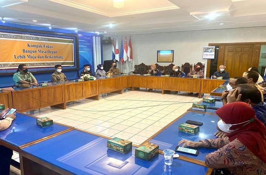 Prof Dr Aminullah Assagaf Terpilih Jadi Ketua Umum YPCA