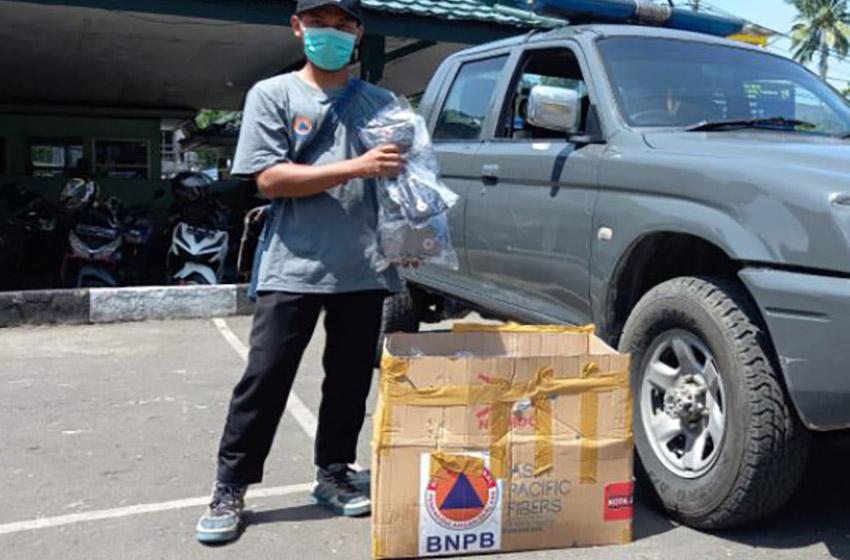 Jelang PON XX: Gerakan Mobil Masker untuk Masyarakat di Papua