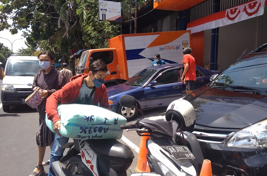Geliat KALog  Yogyakarta Meningkatkan Penghasilan di Masa Adaptasi Pandemi