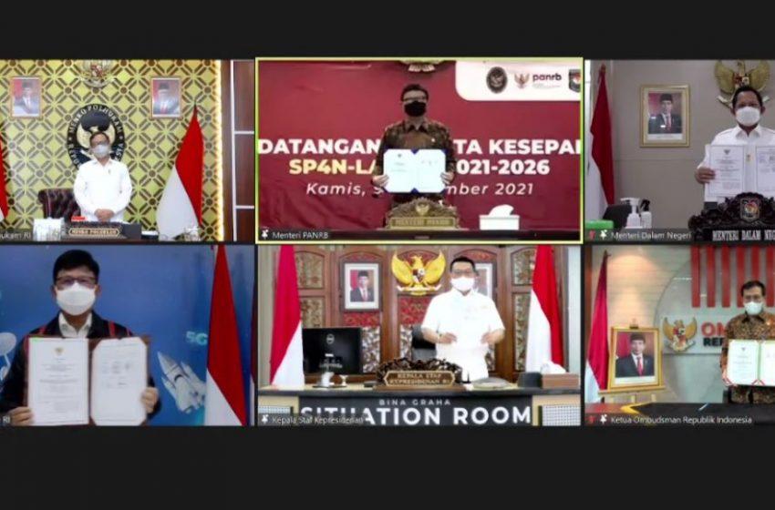 SP4N LAPOR! Dibutuhkan untuk Jamin Pengaduan Masyarakat Ditangani oleh Pihak yang Berwenang