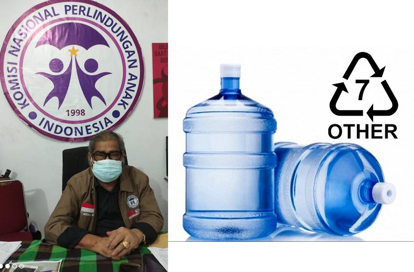 Ketua Komnas Perlindungan Anak dan Pengurus Harian YLKI Mendukung Pelabelan Kemasan Plastik Mengandung BPA