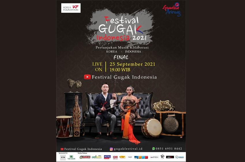 Final Festival Gugak Indonesia