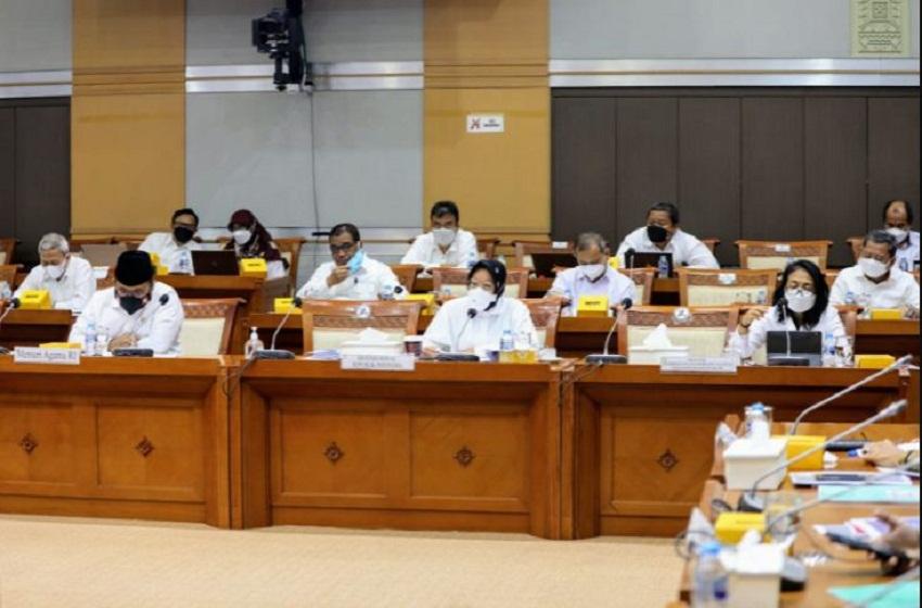 Komisi VIII DPR Setujui Anggaran Kemensos TA 2022 Sebesar Rp78,25 Triliun