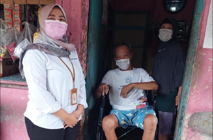 Kemensos Berikan 428 Alat Bantu bagi Penyandang Disabilitas di Jawa Barat
