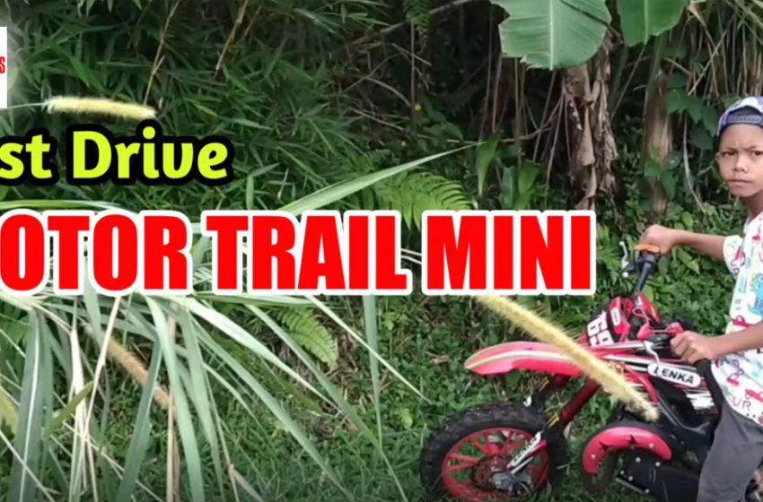 Test Drive Mini Trail