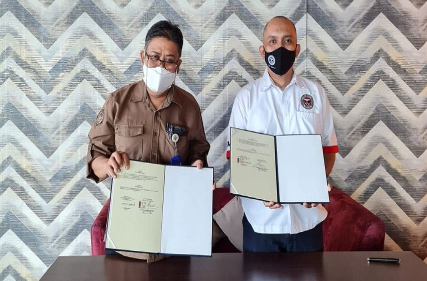 Poltekpar Medan dengan DPD IHGM Sumatera Utara Tandatangani MoU