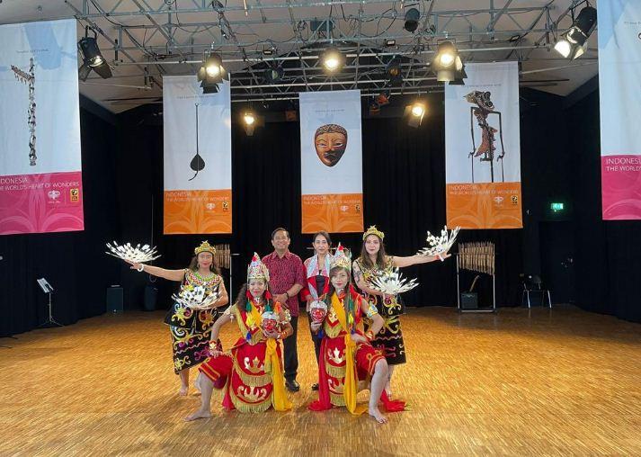 """Pasar Senggol"", Penampilan Seni dan Budaya Indonesia Pukau Publik Jerman"