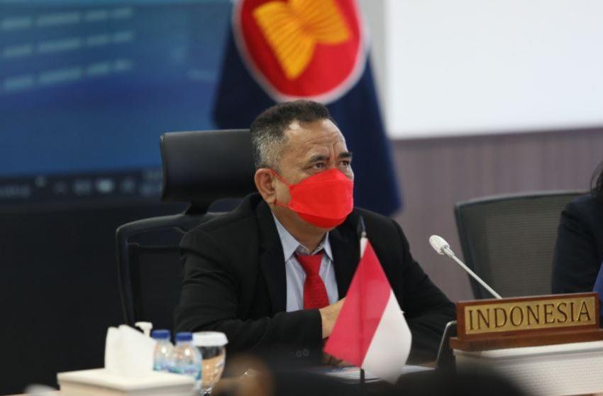 Pengendalian Covid-19 di Kawasan Regional, BNPB: Penguatan Kemitraan Sangat Penting