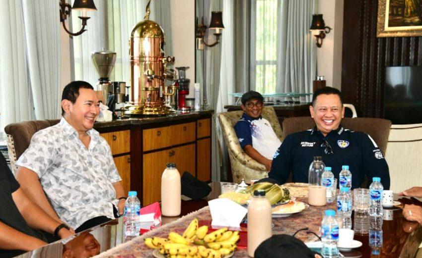 Sentul akan Dikembangkan sebagai Pusat Olahraga dan Mobilitas Otomotif Indonesia