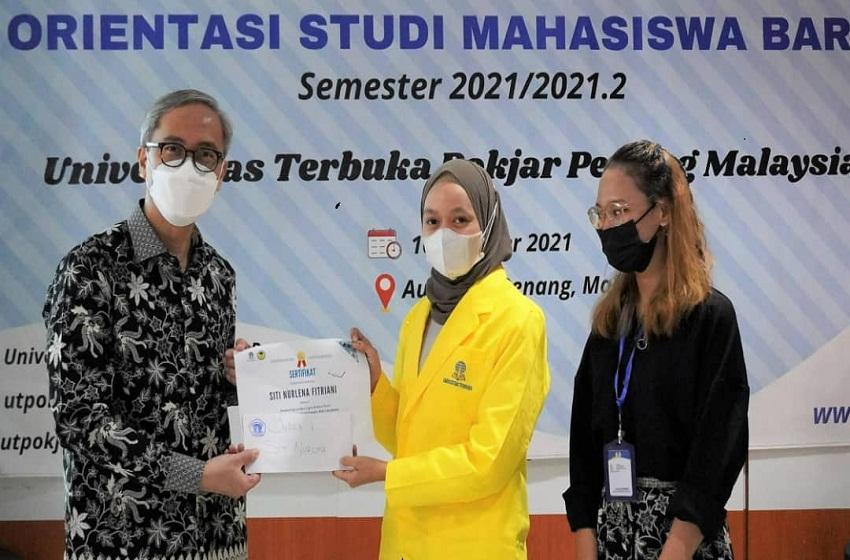 39 Pekerja Migran Indonesia di Malaysia Kuliah di Universitas Terbuka
