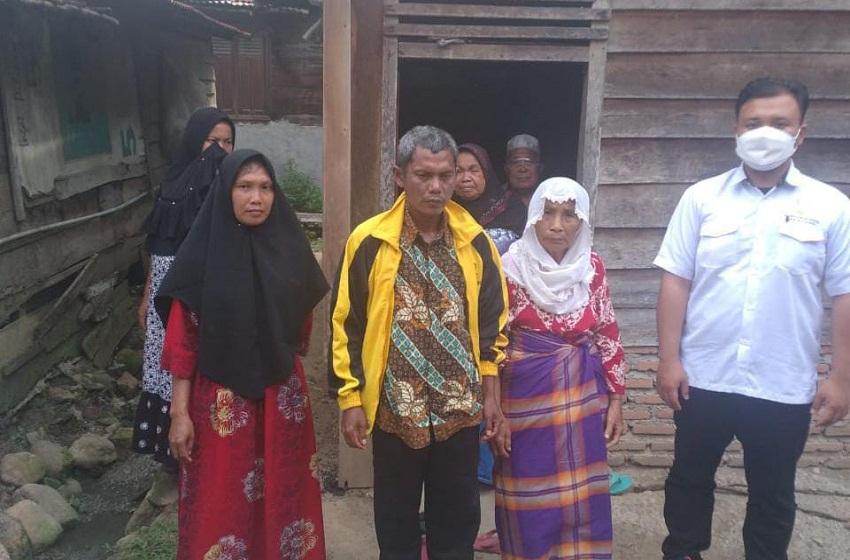 Terpisah 12 Tahun, DH Kembali Kepada Keluarga Di Sumatera Utara