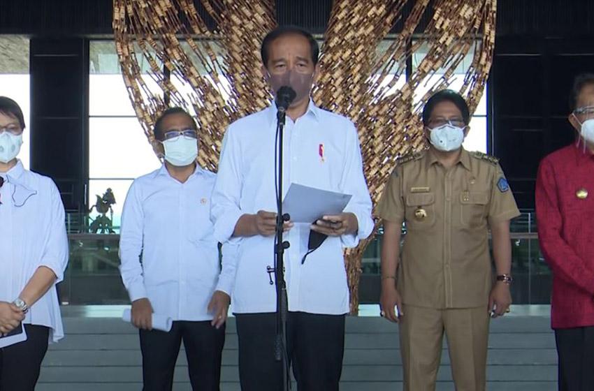 Presiden: KTT G20 Showcase Kemampuan Indonesia Tangan Pandemi