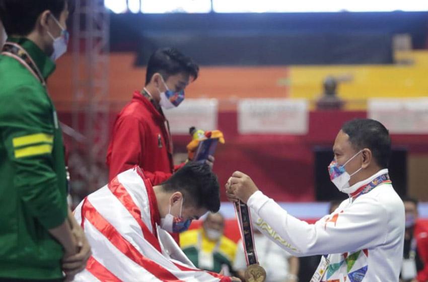 DKI Jakarta Pimpin Klasemen Sementara PON XX Papua