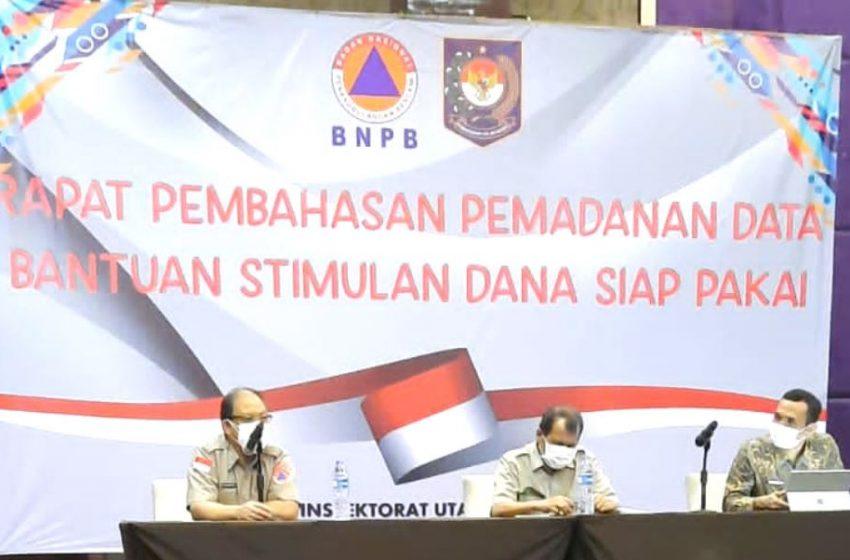 BNPB Tindaklanjuti Temuan BPK