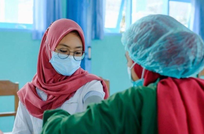 Indonesia Bertengger di Peringkat 5 Dunia Vaksinasi Covid, Ini Daftarnya