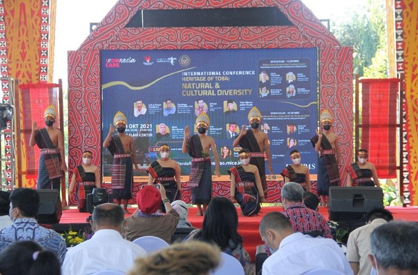 """Konferensi Internasional """"Heritage of Toba"""" untuk Danau Toba Semakin Mendunia"""